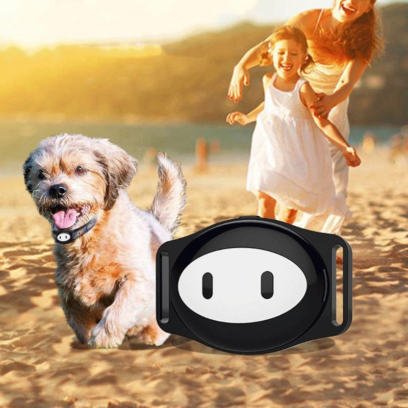 Pet Locator Intelligence GPS Location Waterproof Tracker Collar Geo Fence Dog Cat Puppy Finder Alarm Voice App Tracking Devices