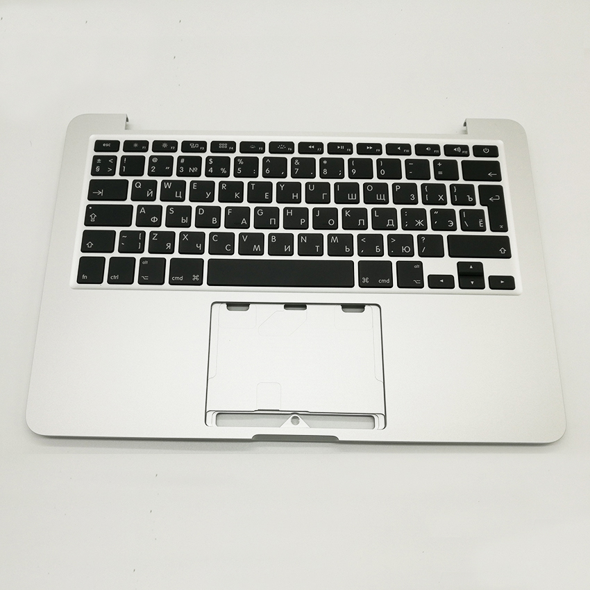 New Russian Keyboard Top Case For MacBook Pro Retina 13