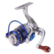 Mini Spinning Fishing Reels 10BB Wheel Gear Ratio 5 5 1 for Sea Fishing Bait Casting