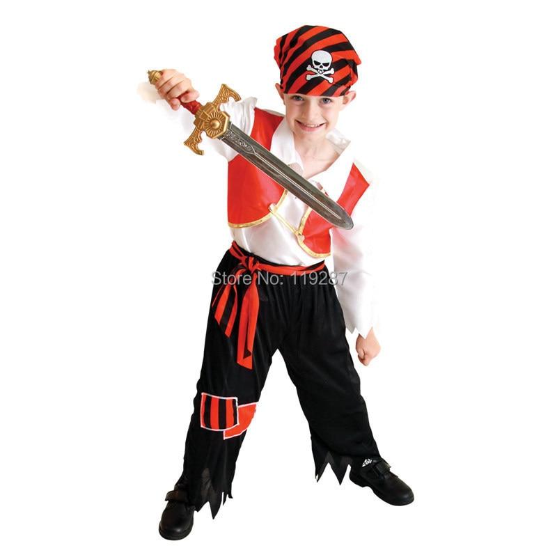 Cute childrenu0027s Full Sleeve children Classic Halloween Costumes Boys Pirate Costume Kids Carnival Costume Kids Cosplay Costume-in Boys Costumes from Novelty ...  sc 1 st  AliExpress.com & Cute childrenu0027s Full Sleeve children Classic Halloween Costumes Boys ...