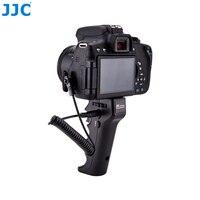 JJC Камера выдержки запуска удаленного ручка для Canon Nikon Sony Olympus Pentax с 1/4 ''-20 крепление