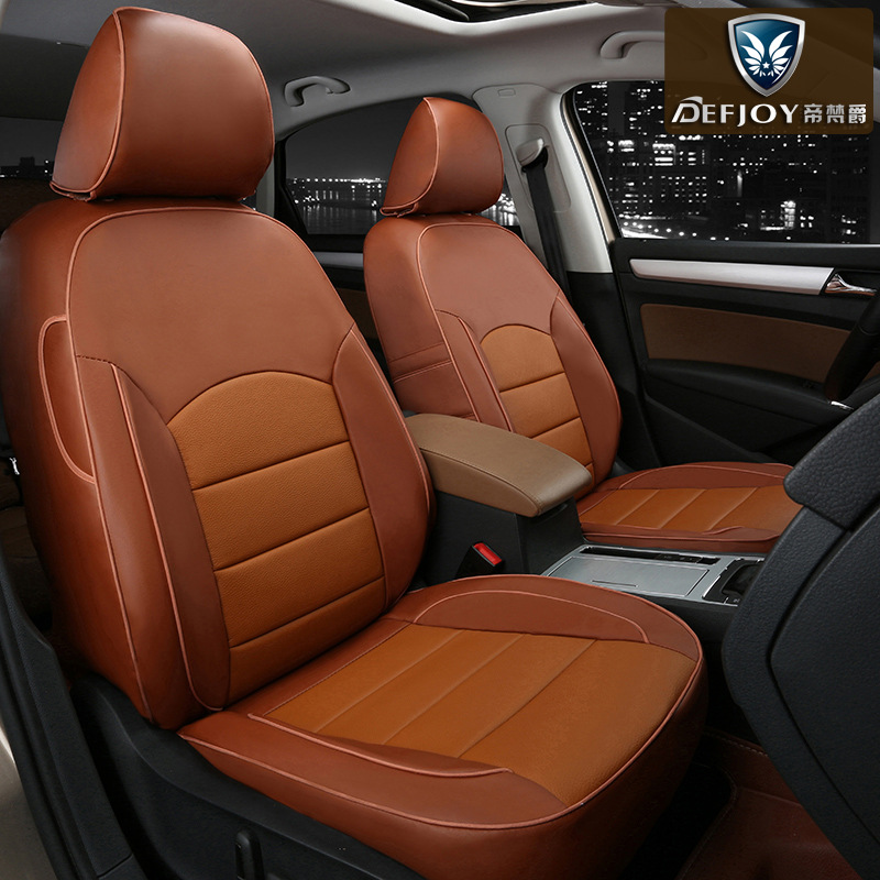 TO YOUR TASTE auto accessories Custom luxury car seat covers leather cushion for Wrangler sahara Liberty Grand Cherokee durable in Automobiles Seat Covers from Automobiles Motorcycles