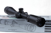 New Military Tactical 4-16X50 AOL 1 inch Hunting Riflescope Full Size Optical Sight Mil Dot Locking Resetting Rifle Scope