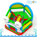 Inflatable Biggors Colorful Bouncy Castle Kid Outdoor Playing Park PVC Inflatable Slide Combo