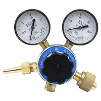 Oxygen reducer Voltage Regulator pressure gauge pressurized valve gas voltage