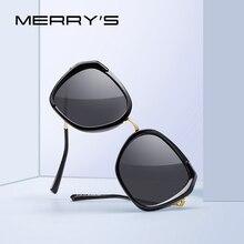 MERRYS DESIGN Women Fashion Sunglasses Ladies Luxury Brand T
