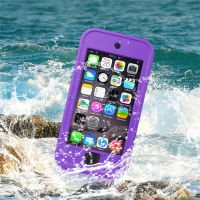 Waterproof Case For Apple IPod Touch 5 Gen Durable Shockproof Dirt Snow Proof Phone Cases Outdoor