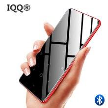 IQQ C6 Bluetooth 2,4 »сенсорный экран MP3 плеер Bulit в Динамик с FM радио/запись Портативный тонкий без потери качества звука walkman
