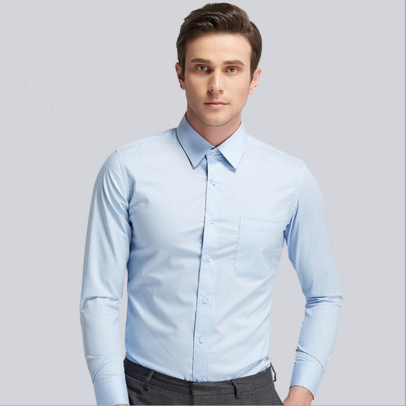 Men shirt tailor made formal occasion shirt fashion beautiful men     Men shirt tailor made formal occasion shirt fashion beautiful men wedding  groomsman the banquet dress shirt in Dress Shirts from Men s Clothing