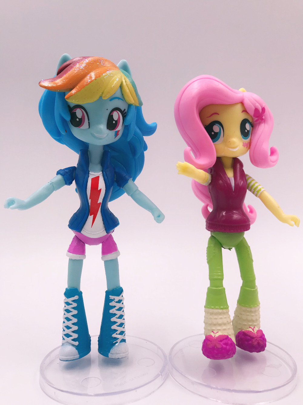 My Little Cute Pony Girl Figurines 13cm 10