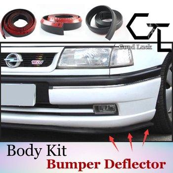 Бампер и спойлер бампер губы для OPEL/тюнинг автомобиля/Аксессуары для установки автомобиля/Корпус Шасси боковая защита/анти-столкновения