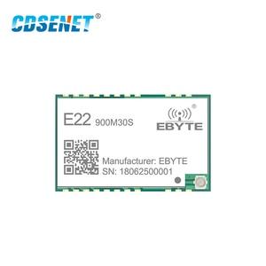 Image 3 - SX1262 1W Draadloze Transceiver LoRa 915MHz E22 900M30S SMD Stempel Gat IPEX Antenne 850 930MHz TCXO rf zender en Ontvanger