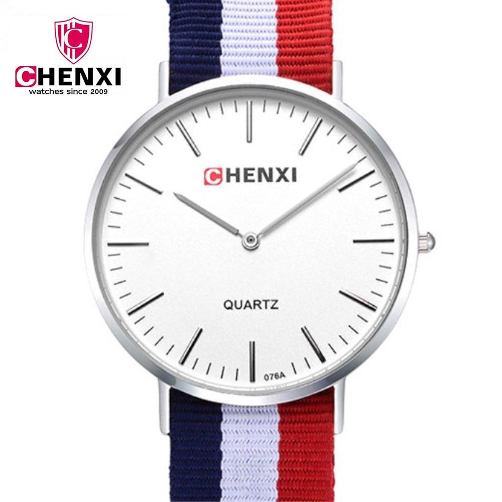 CHENXI Top Brand Man Watches Hot Sale Wristwatch Man Quartz Retro Waterproof Watches Gifts Men Watch Hands Clock Discount Cheap цена 2017