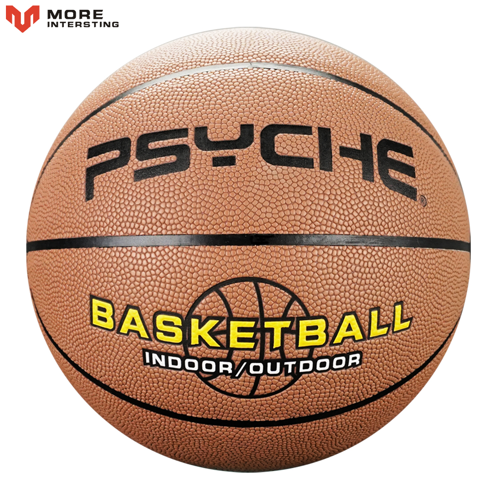 af137cda954b9 Livraison Gratuite Hotest Officiel Taille 7 Hommes de Basket Ball PU En  Cuir de Basket Ball Balle Avec Panier De Basket et Aiguille Porter  résistant à ...