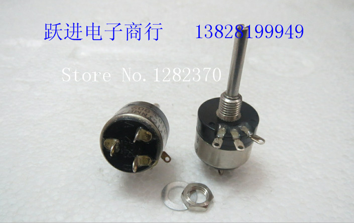 [BELLA] Japans imports TOCOS RV16YNMA 25S B10K single joint potentiometer with switch hole 6MM --10PCS/LOT