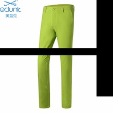 New arrival summer pants men long golf trousers quick dry sports pants for Korean style slim training golf pants brand