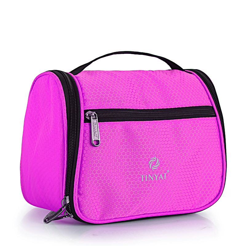 d6ceefc232f2 TINYAT Men Travel Wash Bag Women Toiletries Bag graceful Female Makeup Bag  Organizer Travel Case Cosmetic Bag Pouch T702 Black-in Cosmetic Bags    Cases from ...