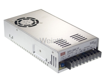 MEAN WELL original SPV-300-24 24V 12.5A meanwell SPV-300 24V 300W Single Output with PFC Function Power Supply