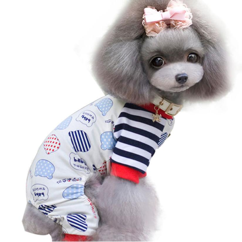 Stylish Dog Pajamas