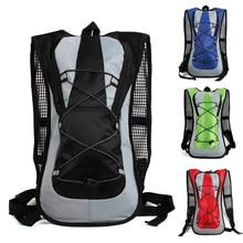 цена 5L Bicycle Bag Breathable Bike Backpack Ultralight Outdoor Sports Riding Bags Waterproof Travel Water Bag Backpack онлайн в 2017 году