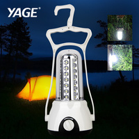 YAGE Portable Light Searchlight Outdoor Portable Lantern 3500mAh Led Rechargeable Work Lamp Lampe Camping Lantern LED Spotlight