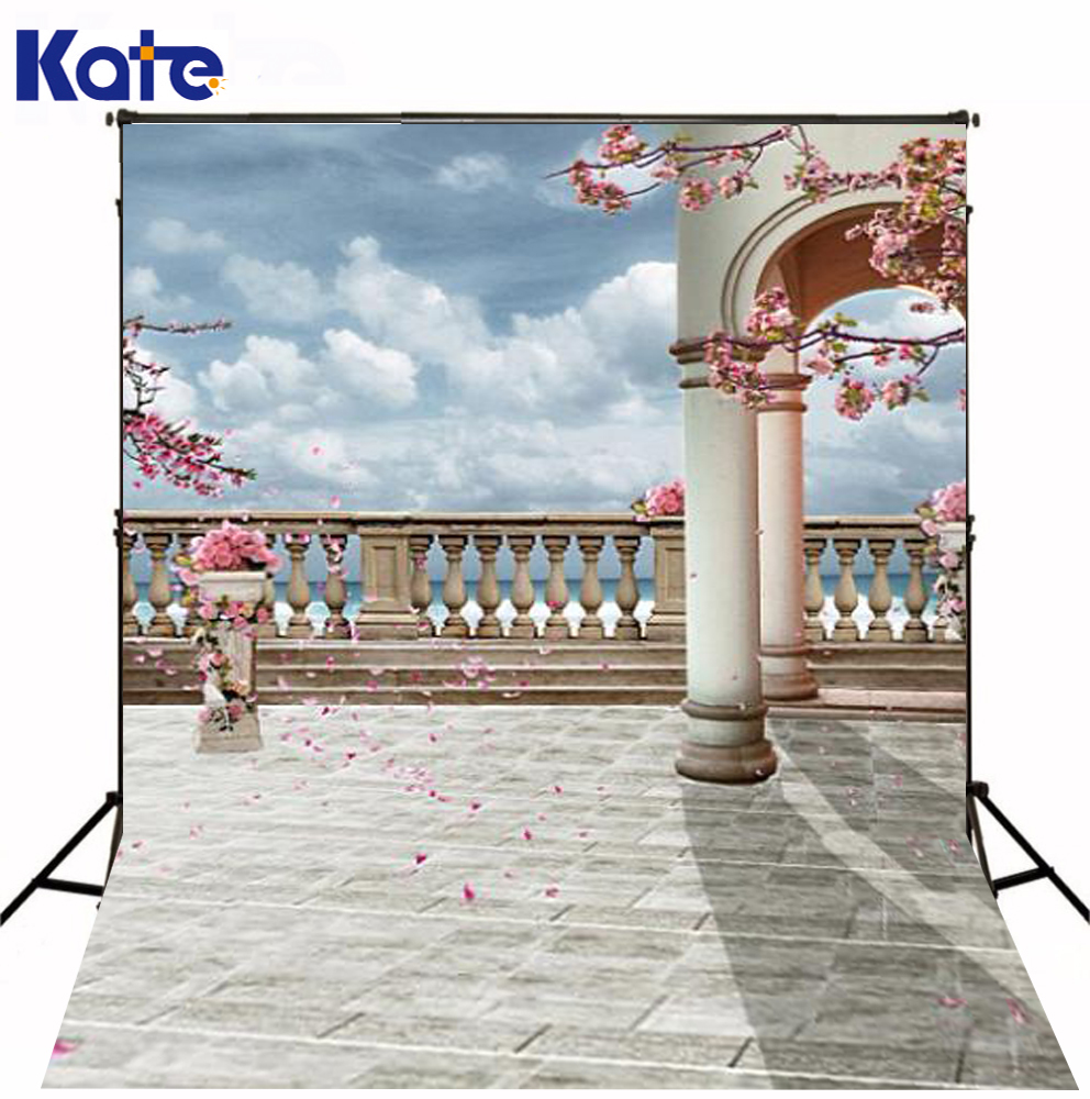 300Cm*200Cm(About 10Ft*6.5Ft)T Background Wind And Falling Petals Photography Backdropsthick Cloth Photography Backdrop 3105 Lk 300cm 200cm about 10ft 6 5ft fundo coco coastal skyline3d baby photography backdrop background lk 1896