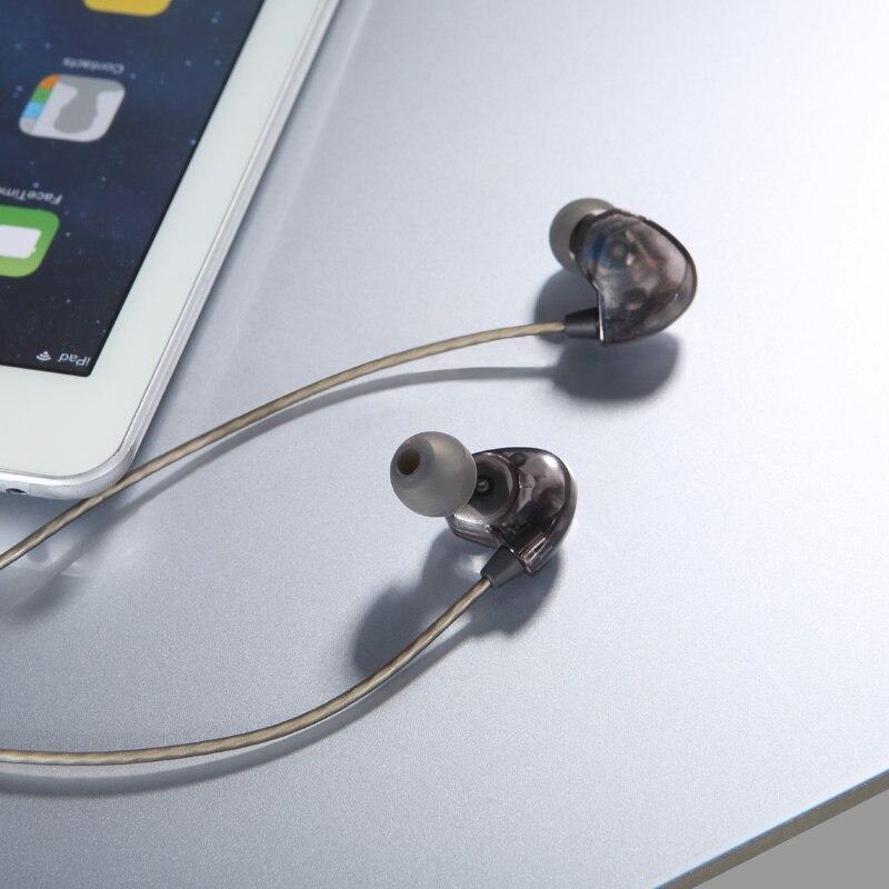 Ipsdi E05 Alta calidad Subwoofer Auriculares Tapones para los oídos - Audio y video portátil - foto 3