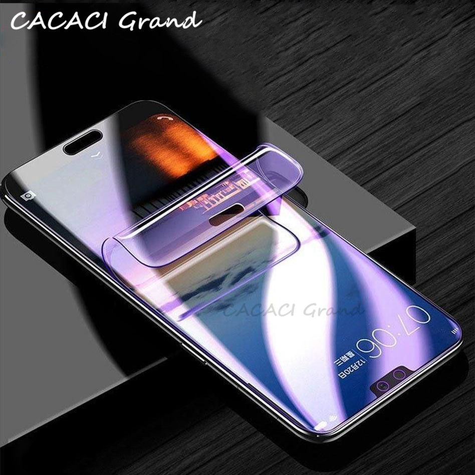 10D Screen Protector For Samsung Galaxy S7 Edge S8 S9 S10 Plus S10e Hydrogel For Samsung Note 5 8 9 A5 2017 A520 A8S soft Film
