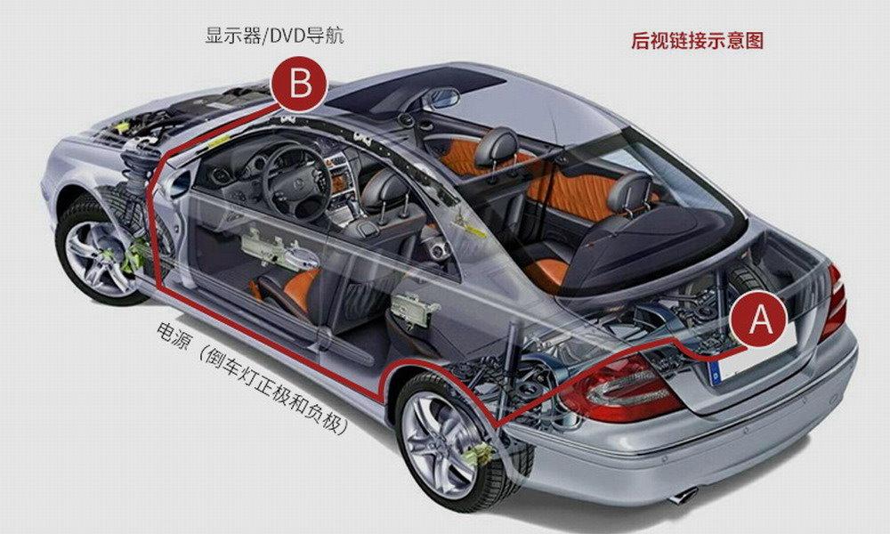 Liandlee Car Rear Reverse Camera For Mitsubishi Lancer Fortis iO GT  Galant Fortis 2007~2015 Backup Parking Rear View Camera wiring