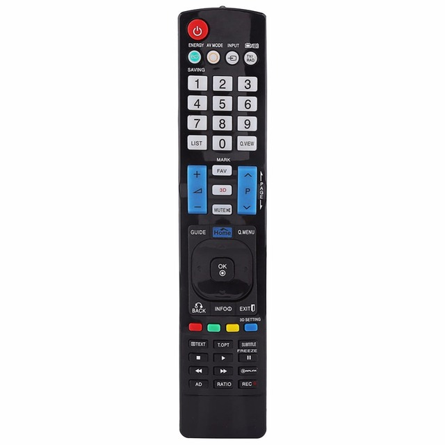 Remote Controller For LG 3D Smart LCD LED HDTV Replacement TV Remote Control 2017 Hot