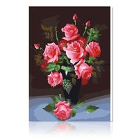DIY digital painting hand painted landscape wedding 4050 special offer room I love AQdcdb9F