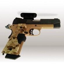(5 ชิ้น / ล็อต) เต็มใหม่ 2016 ปืนแม่เหล็กภายใต้โต๊ะข้างเตียง, รถยนต์, สำนักงานที่จะเมา
