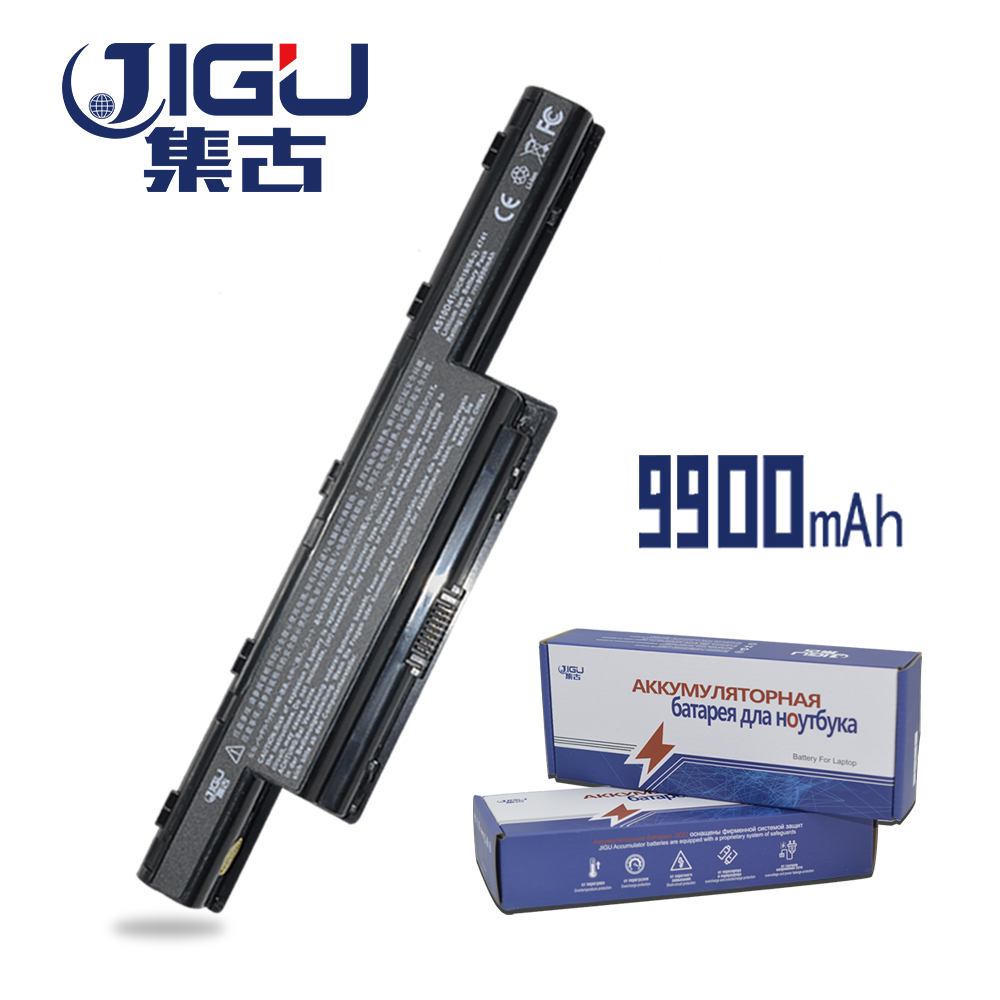 JIGU 7750g 9 Cells Battery For Acer Aspire 4741 7750g 5742 AS10D31 AS10D51 AS10D75 AS10D71 As10d81 5750 As10d75 Battery