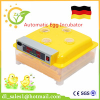 Fast Shipping From Germany Automatic Incubator 48 Egg Poultry Hatching Machine Digital LED Hatcher For Chicken