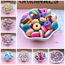 Donut Hamburger Crafts-Making Mini Candy Phone-Deco Cute Clay for DIY Hot-Selling