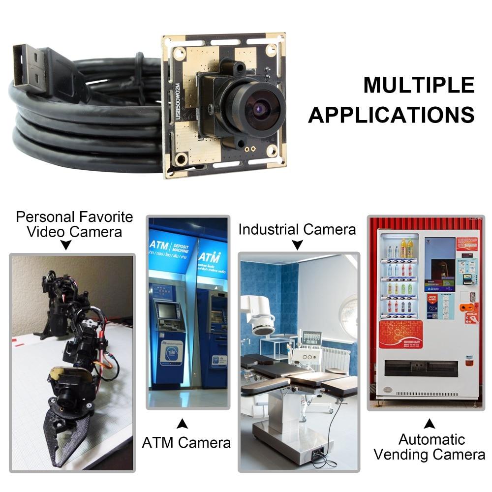 5mp ov5640 mini hd micro cmos senor usb webcam camera module with 2.1mm(2.8/3.6/6/8/12mm optional) lens ELP-USB500W02M-L21 free shipping 5mp cmos ov5640 usb camera module with 2 1 2 8 3 6 6 8 12 16mm lens
