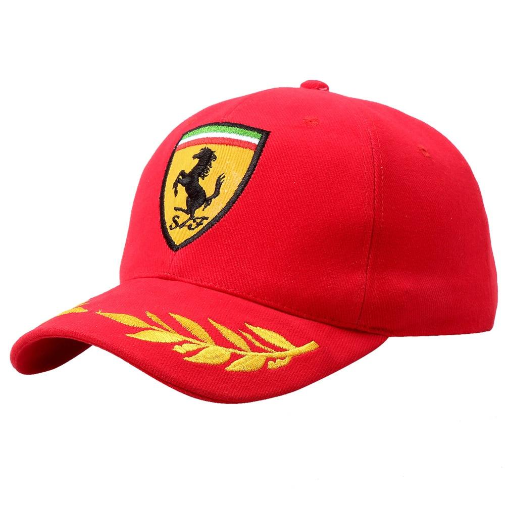 Ferrari Baseball Cap - Free Shipping Worldwide