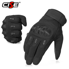 Touchscreen Assault Motorcycle Hard Knuckle Full Finger Gloves Driving Motocross Outdoor Sports Motorbike Racing Biker Women Men