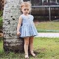 Baby Girls Clothing Sets 2017 Brand Girls Summer Clothes Kids Stripe Skirt+Floral Shorts Pants Infant Girl Set Children Clothing