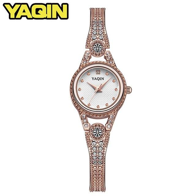 2018 nowych moda luksusowa marka kobiet zegarek biznes dorywczo - Zegarki damskie - Zdjęcie 2