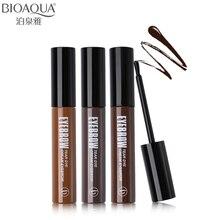 BIOAQUA 2017 New Eyebrow Gel Makeup 3D Eyes Brow Tint Cream Waterproof Long Lasting Sunscreen Natural Cosmetics Brand