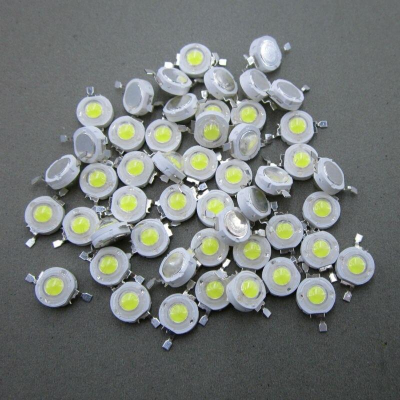 Lights & Lighting ... Lighting Bulbs & Tubes ... 2051971458 ... 2 ... 100pcs 1W 3W LED High Power LEDs Cold White Natural White Warm White RGB Red Green Blue Yellow Light Source ...
