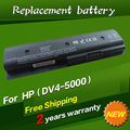 Bateria para hp envy dv4-5200 dv4 dv6 inveja dv6-7200 jigu m6 671567-421 671731-001 h2l55aa tpn-w107 671567-831 672326-421