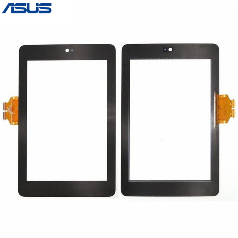 Asus Nexus 7 Black Touch Screen Digitizer Panel Glass Lens replacement parts For Asus Nexus 7 7 inch tablet Touch panel 7 inch tablet screen for dp070211 f1 touch screen digitizer sensor glass touch panel replacement parts high quality black