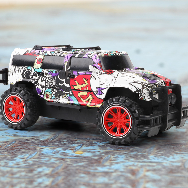 1:18 High Spped Cars PVC Race Vehicle Buggy Electronic Remote Control Car Toy(China)