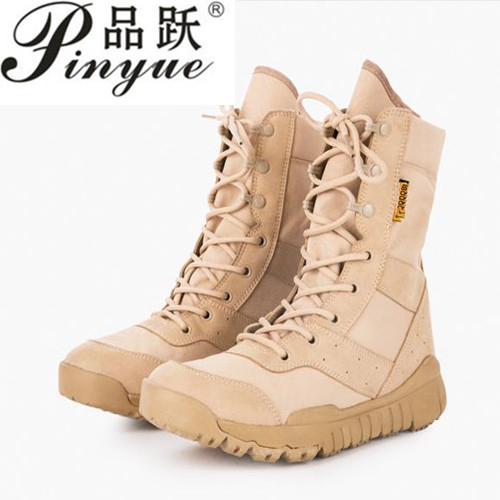 Summer Military Tactical Super light Solid Mens Boots Army Combat Lace up Ankle Boot Size 36 46
