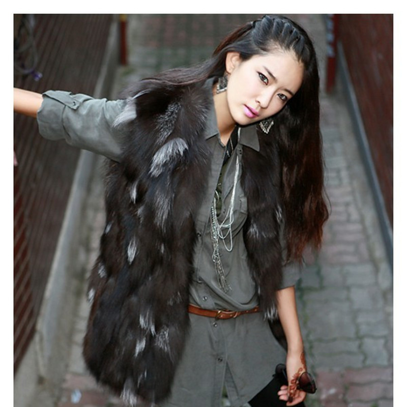 Online Buy Wholesale real fox fur coat from China real fox fur