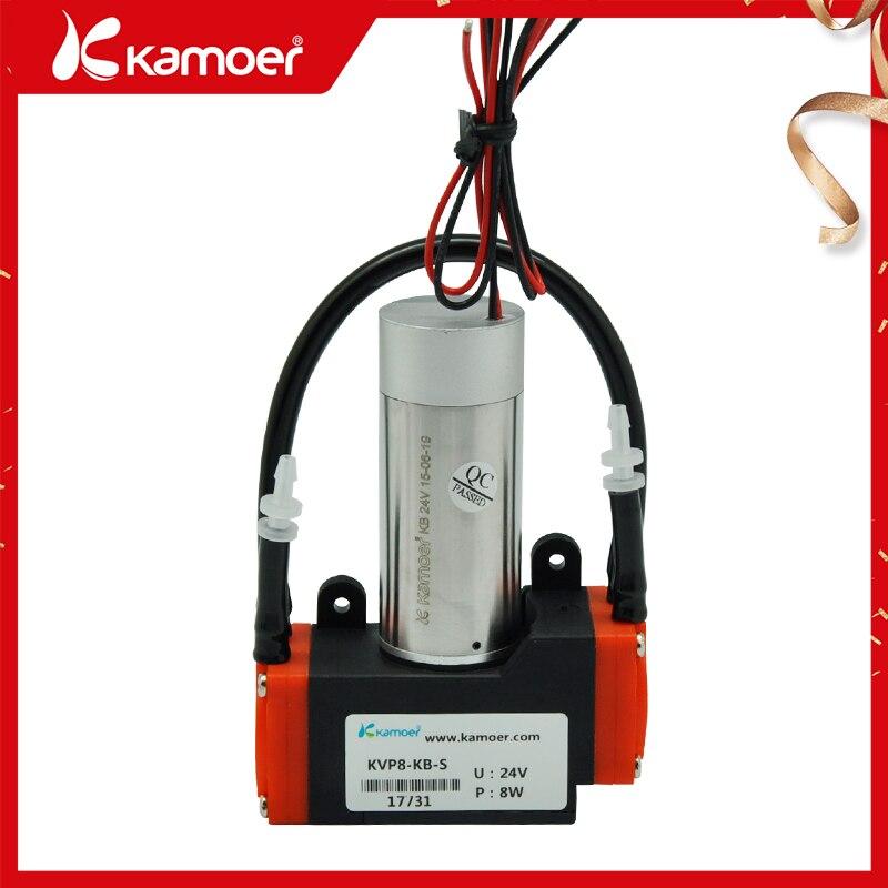 Kamoer KVP8 микро мембранный вакуумный насос с бесщеточным двигателем используется для медицинского инструмента