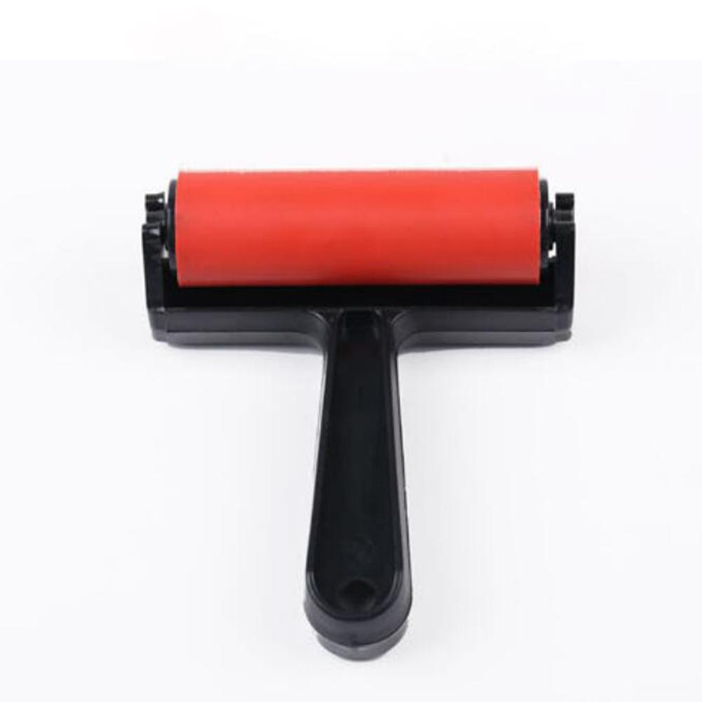 TPFOCUS Red Painting Tool Roller For Diamond Painting Sticking Accessories Convenient And Simple Hand Washable