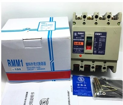 RMM1-100H/3 320 2   new and original breaker magnit rmm 2222